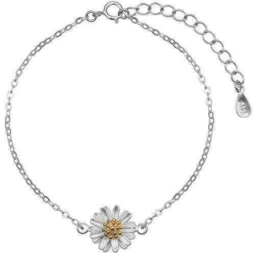 tte, Armband, Frauen, Mädchen, Bijoux Armband, 925erSterlingsilber, Pärchen ()