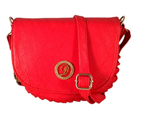 Deal Especial, Borsa a tracolla donna Multi-Coloured M Red