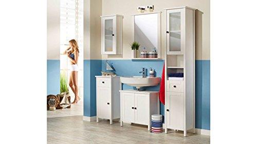 Waschbeckenunterschrank Sylt, Landhaus, (65 cm breit) - 6