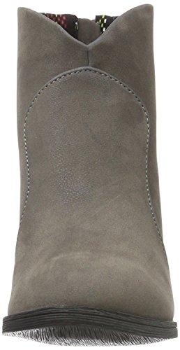 Biker Grau Damen Schloss Grey Boots Blowfish TqYHEx