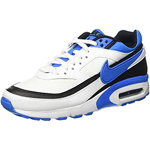 Nike Air Max Bw (Gs) Scarpe da ginnastica, Bambini e ragazzi