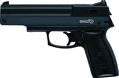 Pistola perdigón Gamo AF-10 4,5mm. Carga manual (no necesita botellas de gas Co2). Potencia 3,5 Julios