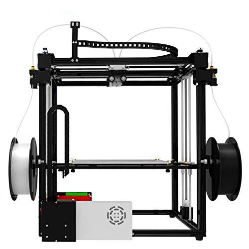 New Tronxy 3D Printer X5S-2E farbern Double Feeding port 3d drucker with hotbed - 3
