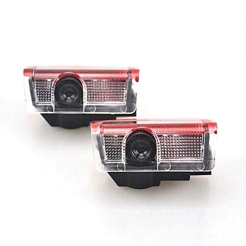 Preisvergleich Produktbild Shadow Light Logo Projektor für Ausfahrlicht LED für Mercedes-Benz 2 Stk