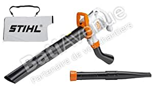 stihl elektro saugh cksler she 71 baumarkt. Black Bedroom Furniture Sets. Home Design Ideas