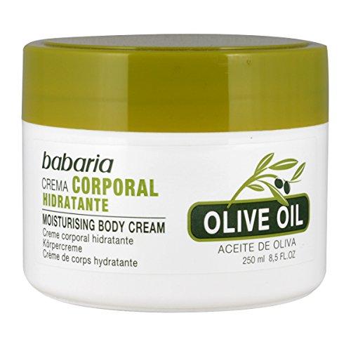 babaria Körpercreme Olive Oil–250ml