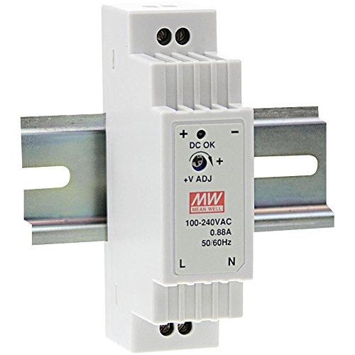 Alimentation rail DIN Mean Well DR-15-5 2.4 A 12 W 1 x