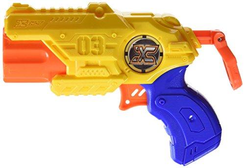 ColorBaby - Pistola X-Shot lanzadardos, 20 cm (44217)