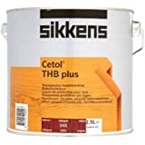 Sikkens SIKCTHBPM 2.5L Cetol THB Plus Translucent Woodstain Mahogany by Sikkens