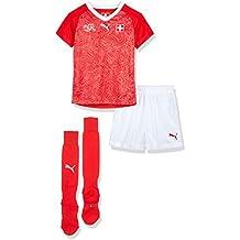 Puma 753583 01 Camiseta de equipación, Niños, ...