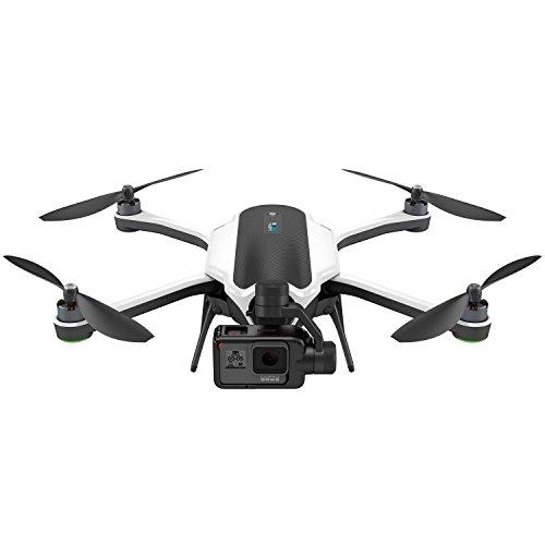 GoPro Karma - Dron con HERO5 (12.1 MP, 4K) Color Negro y Blanco