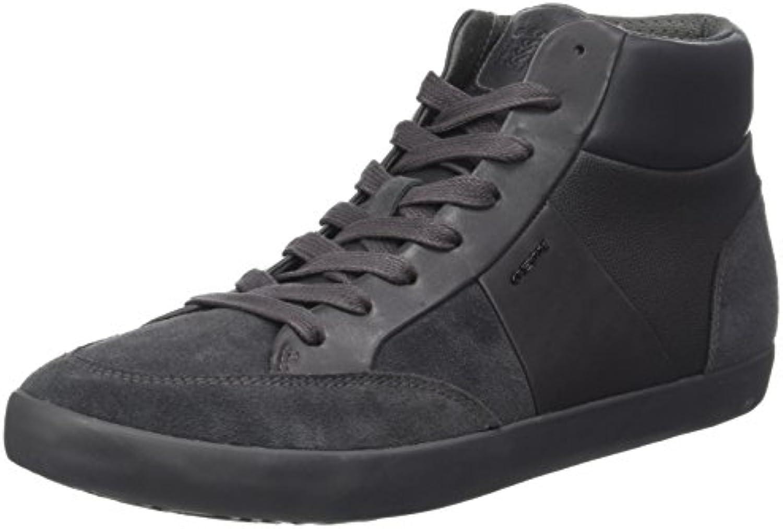 Geox Herren U Smart D Hohe Sneaker