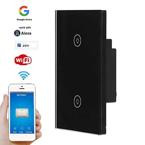 Haushalts-intelligenter Wifi-ferngesteuerter Schalter arbeitet mit Alexa Echo