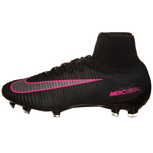 Nike Mercurial Superfly V Fg, Chaussures de Football Homme Noir