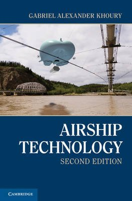 [ [ AIRSHIP TECHNOLOGY (CAMBRIDGE AEROSPACE #10) BY(KHOURY, GABRIEL ALEXANDER )](AUTHOR)[HARDCOVER]
