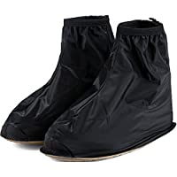 Buwico® 1paio di alta qualità impermeabile pioggia scarpe cover–Ciclo pioggia
