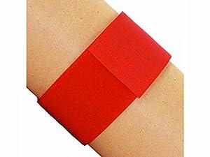 Brassard Scratch Rouge 101 Inc 359810 Equipe Sport Loisir