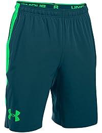 Scope Stretch Woven Training Shorts - Black
