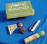Coffret cadeau des 5 meilleurs Instruments de musique du monde