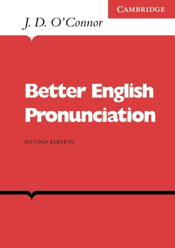 Better English Pronunciation (English Language Learning: Reading Scheme)