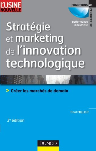 Stratégie et marketing de l'innovation technologique