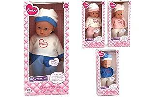 GLOBO, Cm41 B/O Crying Doll 4Asstd Try-Me (37379), Multicolor (1)