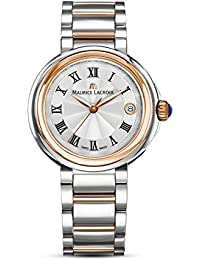 Maurice Lacroix Fiaba Round FA1007-PVP13-110-1 Wristwatch for women Very elegant
