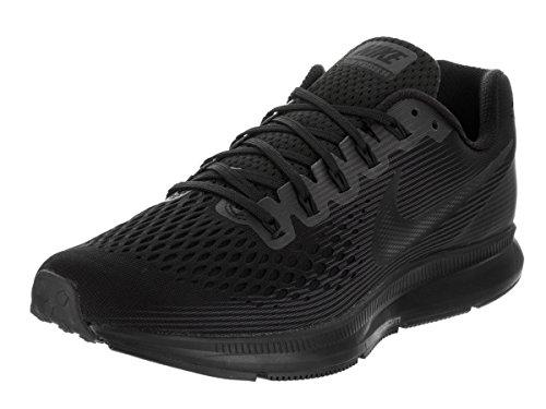Nike Air Zoom Pegasus 34, Scarpe da Corsa Uomo Nero (Black/Dk Grey/Anthracite)