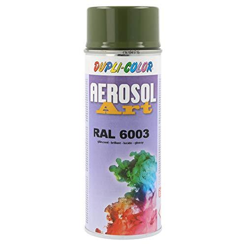 Dupli-Color 787843 Aerosol Art Ral 6003 glänzend 400 ml