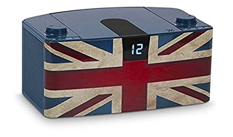 BigBen Interactive CD57 USB Radio-réveil MP3 (Lecteur CD, reproduction)