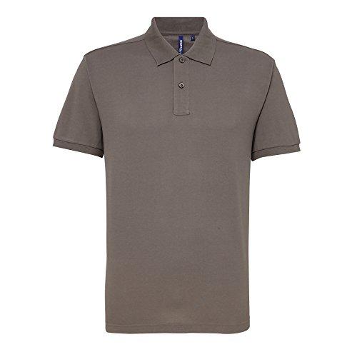 Asquith Fox Herren Poloshirt Slate