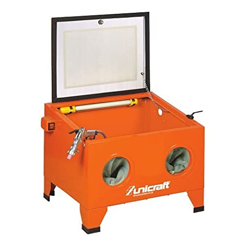Unicraft 6204000, Model ssk1Sandblaster, Volume Cab 90Litres