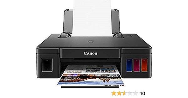 Canon Pixma G1501 Megatank Printer Refillable Inkjet Computers Accessories
