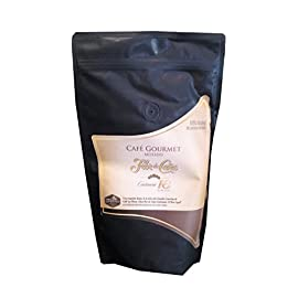 Flor De Caña Gourmet Coffee Flavored With Rum 18Yrs (Ground Coffee)
