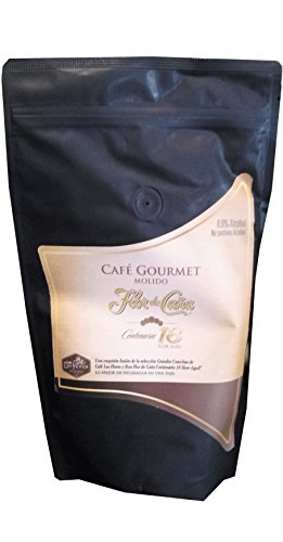 Flor De Caña Gourmet Coffee Flavored With Rum 18Yrs (Ground Coffee) 41NR3kQfJ7L