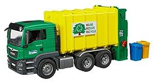 Bruder 03764 Acrilonitrilo butadieno estireno (ABS) vehículo de Juguete - Vehículos de Juguete, Acrilonitrilo butadieno estireno (ABS), 3 año(s), Niño, 1:16, 185 mm