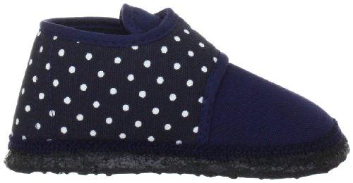 Nanga 06-0091, Chaussures basses bébé fille Bleu (Dunkelblau 32)