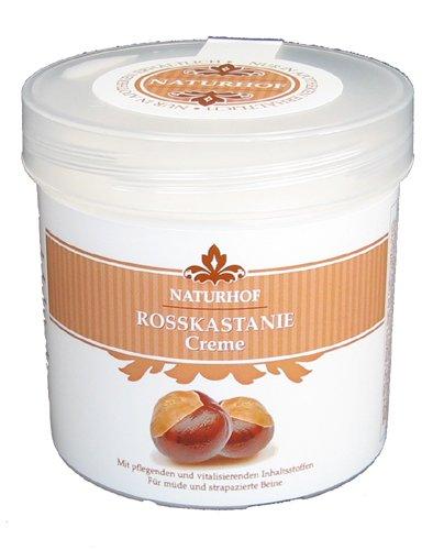 4x Rosskastanie Creme 250ml - Naturhof