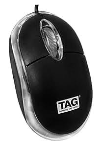 TAG 837 Usb Mouse (black)