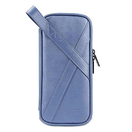 Webla Tasche für Spielmaschine, wasserdicht und kratzfest, für Spielkarten, Ladegriff, digitale Aufbewahrungstasche, hellblau