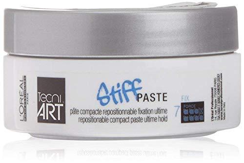 L\'Oréal Professionnel TecniART Stiff Paste, 1er Pack, (1x 75 ml)