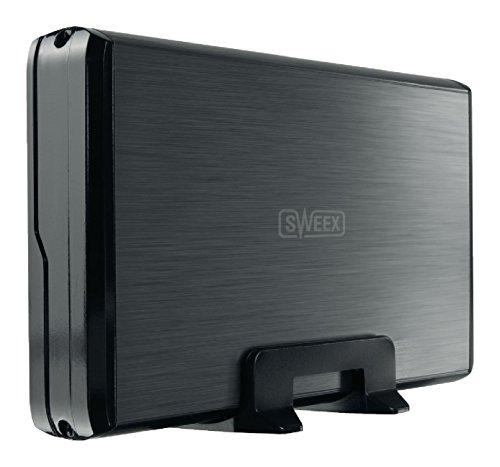 Sweex ST022V2 8,9 cm (3,5 Zoll) IDE-Festplattengehäuse USB