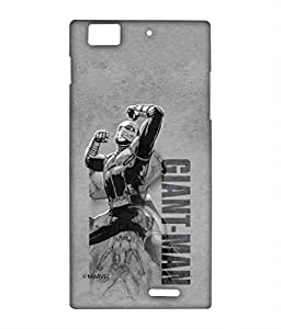 Giant Man Phone Cover for Lenovo K900 by Block Print Company
