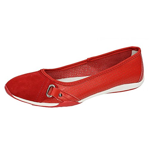 Down To Earth - Ballerine traforate - Donna Red