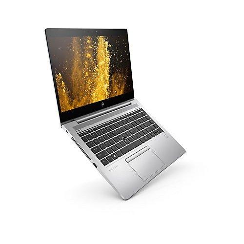 HP EliteBook 840 G5 1.8GHz i7-8550U 14Zoll 1920 x 1080Pixel 3G 4G Silber Notebook, 3JX65EA#ABD