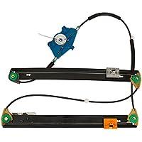 SILK-RECAMBIOS , Elevalunas Delantero Puerta Audi A4 B6 B7/8E 00-07 Izquierdo Mecanismo Lado Conductor OE 8E0837461B, 1335PSG-1