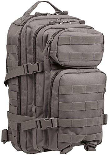 Mil-Tec US Assault Pack Petite Urban, Urban Gris, Small bc26f93fba2