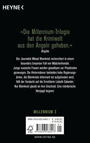 Verdammnis: Die Millennium-Trilogie 2 - Roman: Alle Infos bei Amazon
