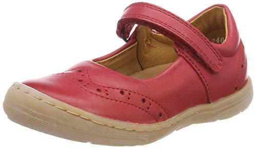 Froddo Mädchen G3140081-1 Girls Ballerina Geschlossene Ballerinas, Rot (Red I01), 36 EU (Für Janes Mary Mädchen Rote)