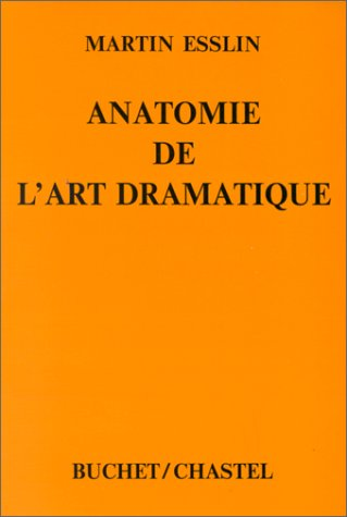 Anatomie de l'art dramatique